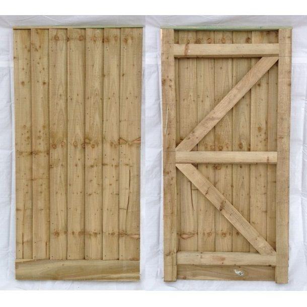 Superieur Closeboard Garden Gate U0026 Hinge Sets   Kudos Fencing