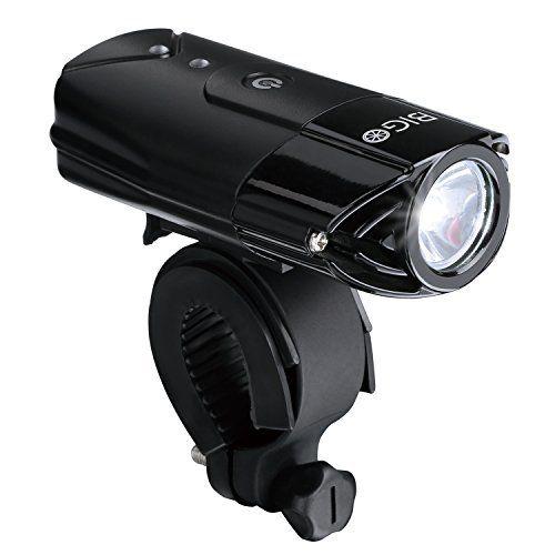 Eclairage Avant BIGO LED Phare Lampe pour Vélo Puissante USB