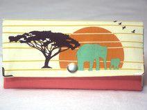 Geldbörse - Serengeti