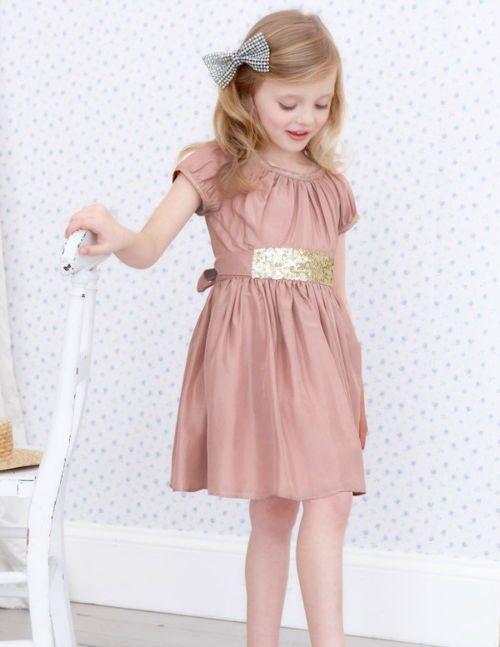 Aquí descubrirás varios modelos de vestidos que harán que tu nila ...
