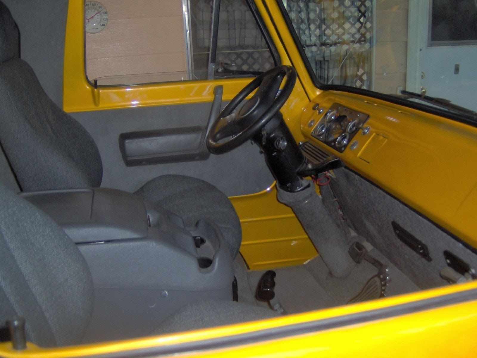 medium resolution of 1963 econoline truck 10k mid engine madness 1963 ford econoline pickup with chevy v8
