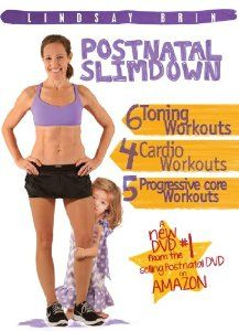 Post Natal Workout DVD to try...check out her website too