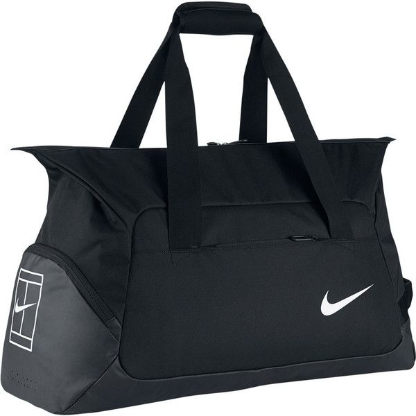 fc37f331db The Nike Tennis Court Tech 2.0 Duffle Bag features a high-tech look and  practical features. Sleek color design is accented in a modern style in a  durable