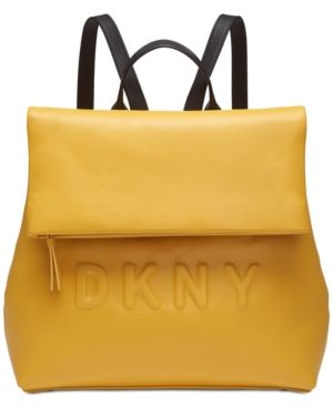 f1322c5a6d88 Dkny Tilly Medium Logo Backpack