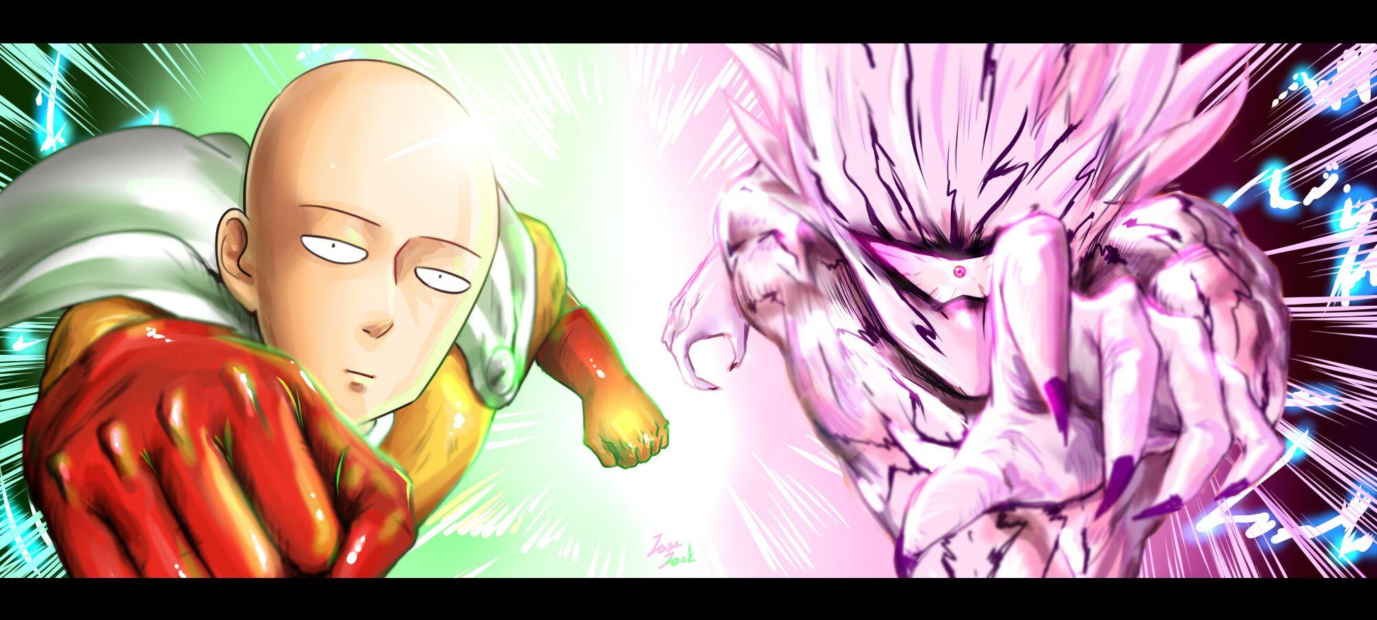 Anime One Punch Man Saitama Lord Boros Wallpaper One Punch