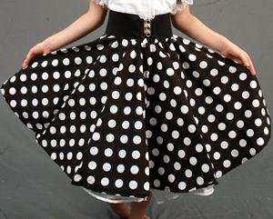 91b8fce77 Polka Dot Circle Skirt Youth   fun poodle skirt stuff   Skirts ...