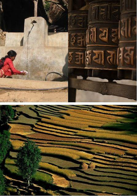 Www Naturalmoderninteriors Blogspot Com Nepal Trekking The Annapurna Circuit Nepal New Interior Design Color Inspiration