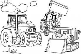 traktor tom coloring pages - photo#23