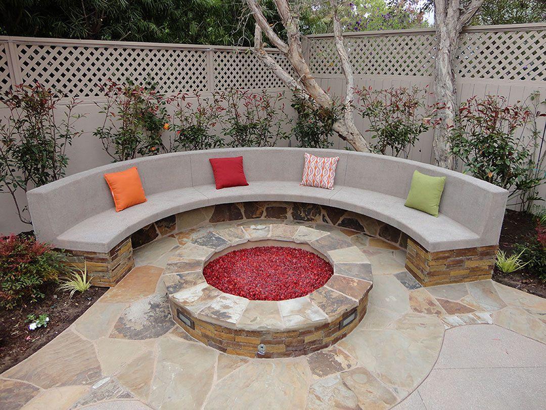 20 Diy Outdoor Fire Pit Design For Winter Season Ideas That Warm