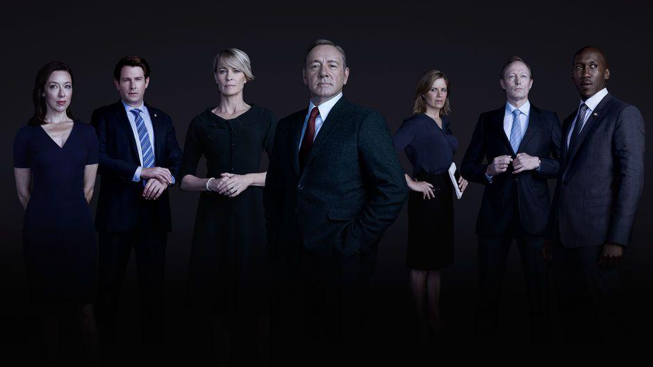 House Of Cards Season 5 Stream