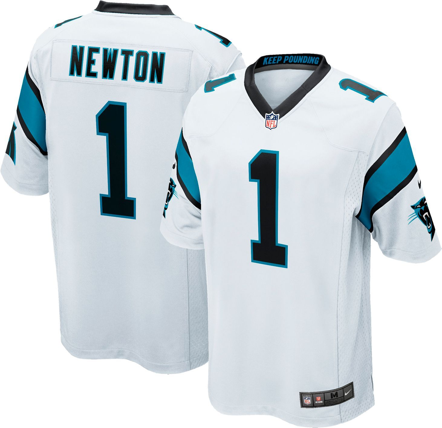 NFL Carolina Panthers T Shirt Mens ALL SIZES Official NFL Team Apparel Jersey