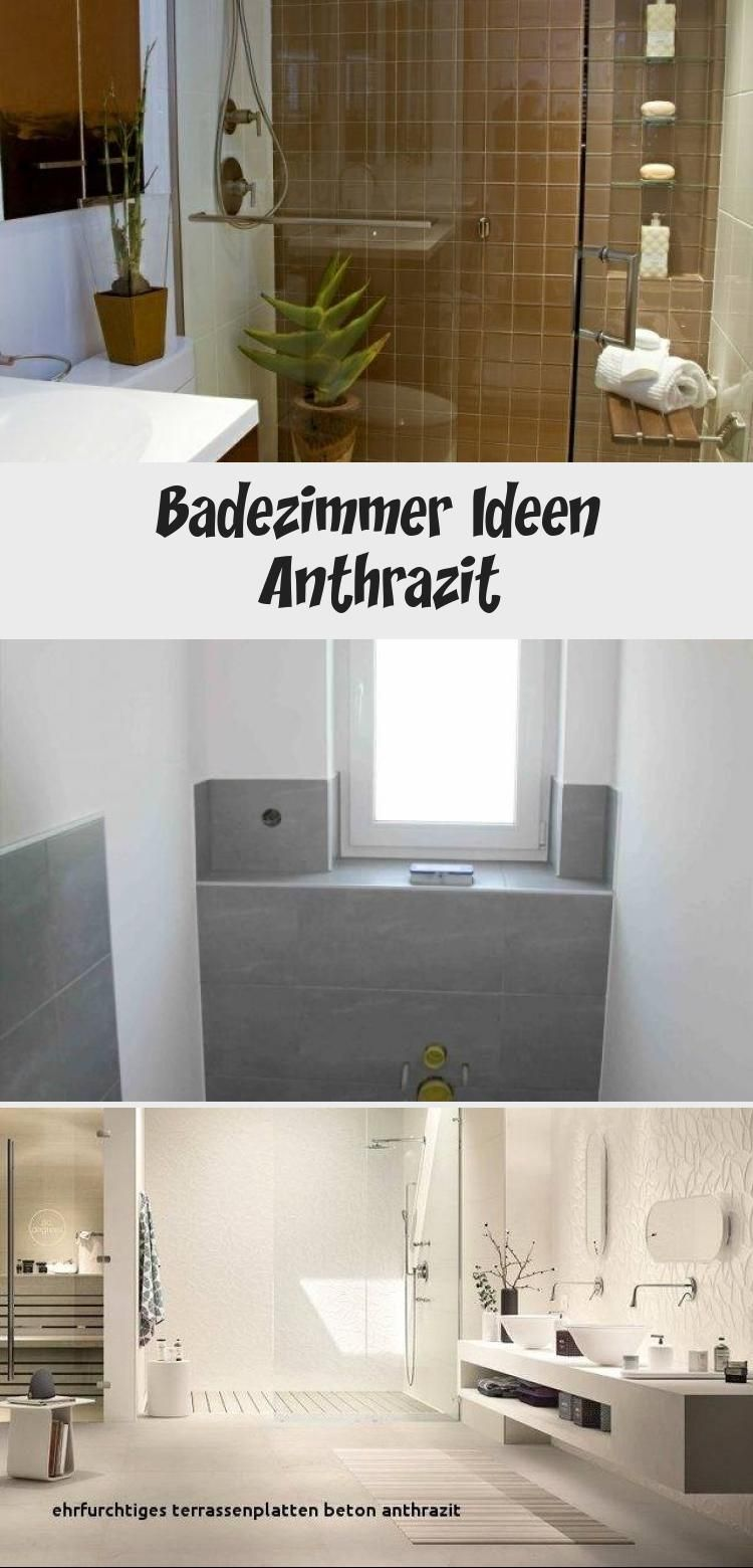 Badezimmer Ideen Anthrazit Mit Bildern Badezimmer Badezimmer Dekor Neues Badezimmer