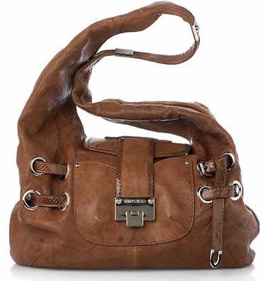 e0b92b73f761 Jimmy Choo Ruse Leather Messenger Bag - PurseBlog Maybe a mini messenger  flap would work better than a full flap given the hobo shape of the bag.