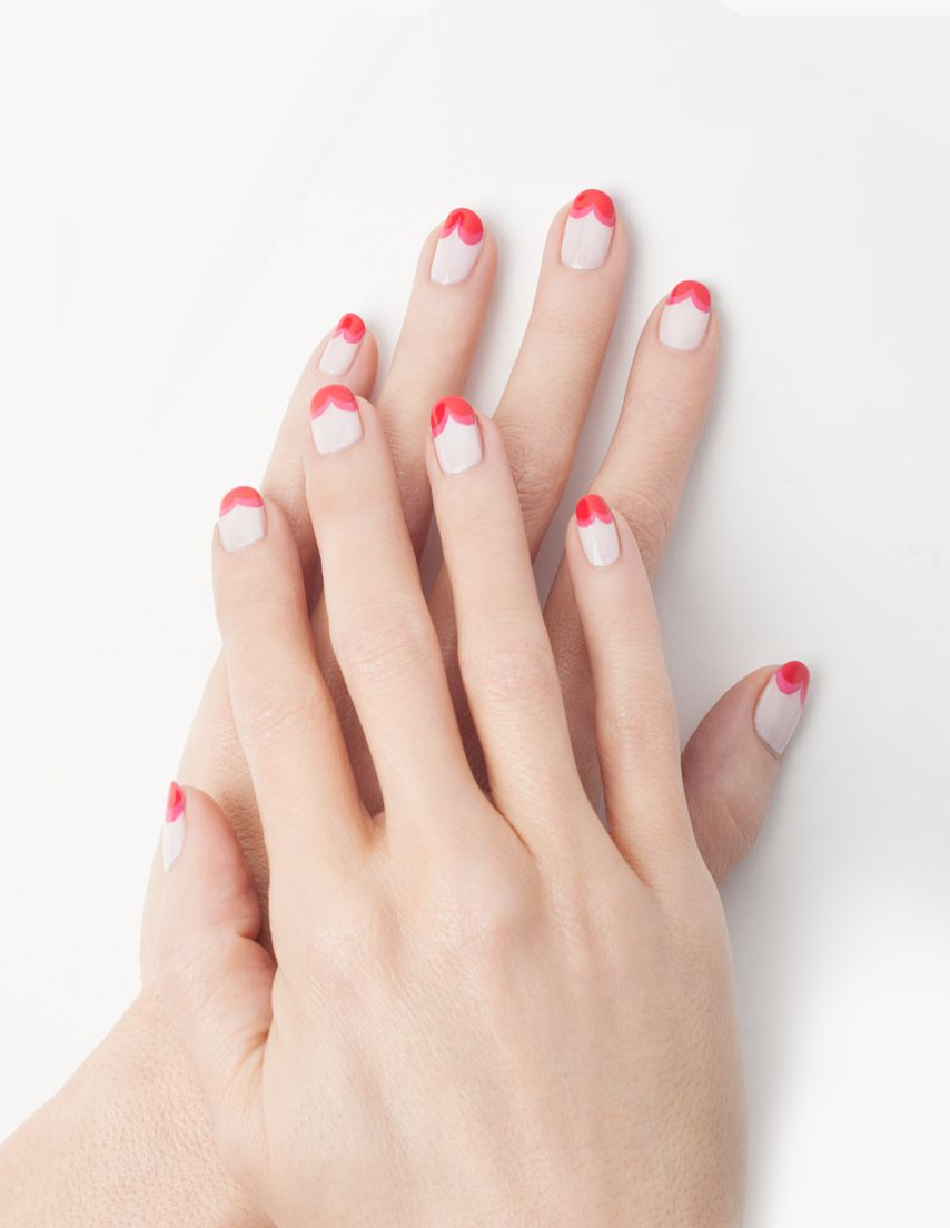 Need a romantic nail look for Valentine\'s Day? We\'ve got you covered ...