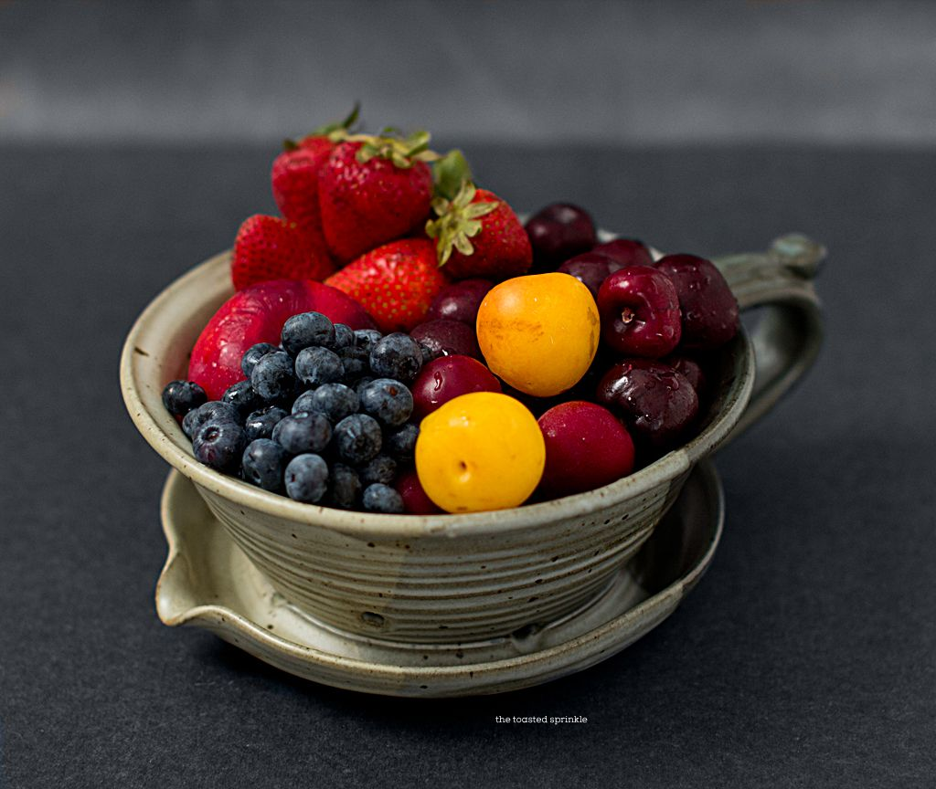 Uncommon Goods Giveaway Summer Brunch Berries Favorite Things Gift