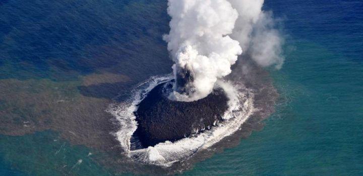 underwater volcano experiment
