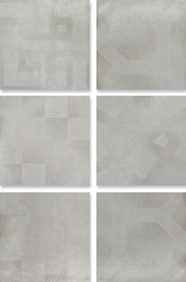 Titanium Décor Salle de Bain WC Pinterest Cement and Mosaics