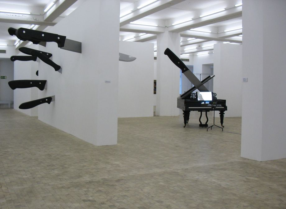 Vanity and High Fidelity, 2011, Stadtgalerie Kiel - Julia Bornefeld