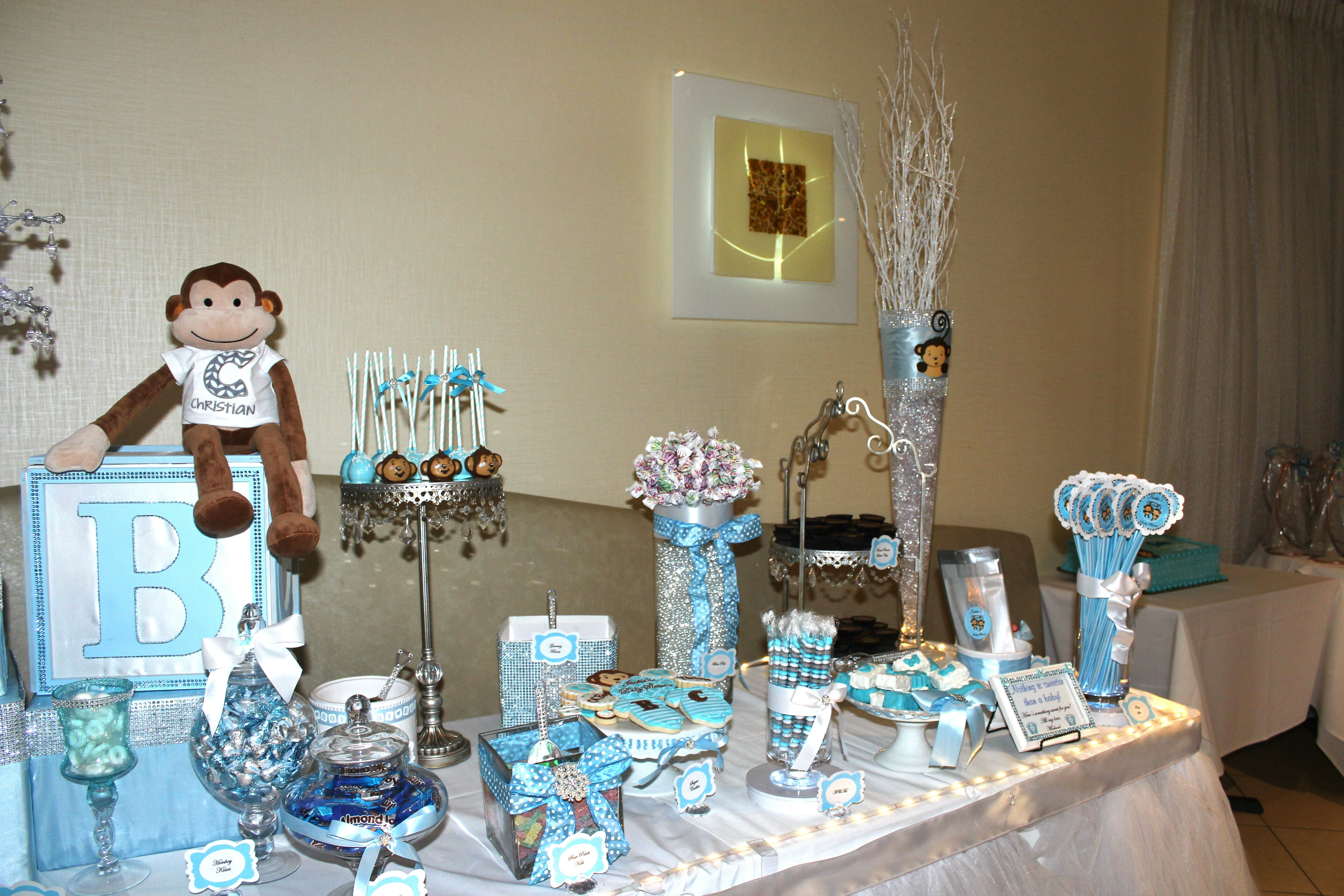 Monkey See Monkey Do Baby Shower Candy Table Baby Shower Candy Table Baby Shower Candy Candy Table