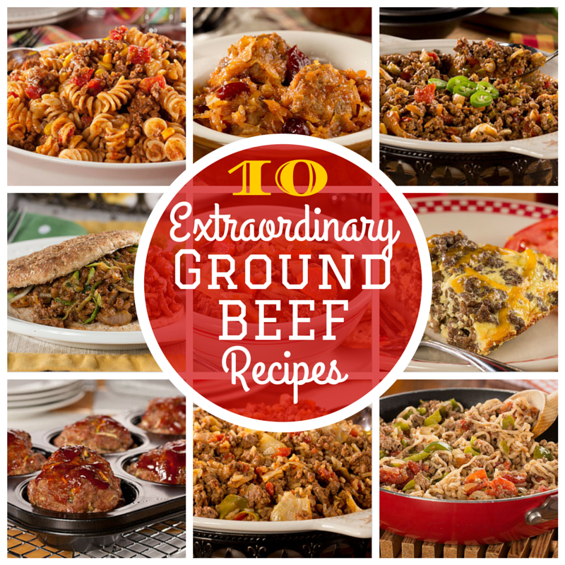 Recipes With Ground Beef Recipes Pinterest Recipes Ground