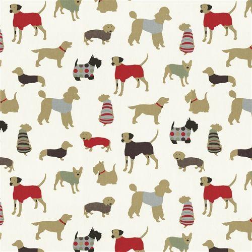 Doggies Dog Wallpaper Dog Print Pattern Wallpaper