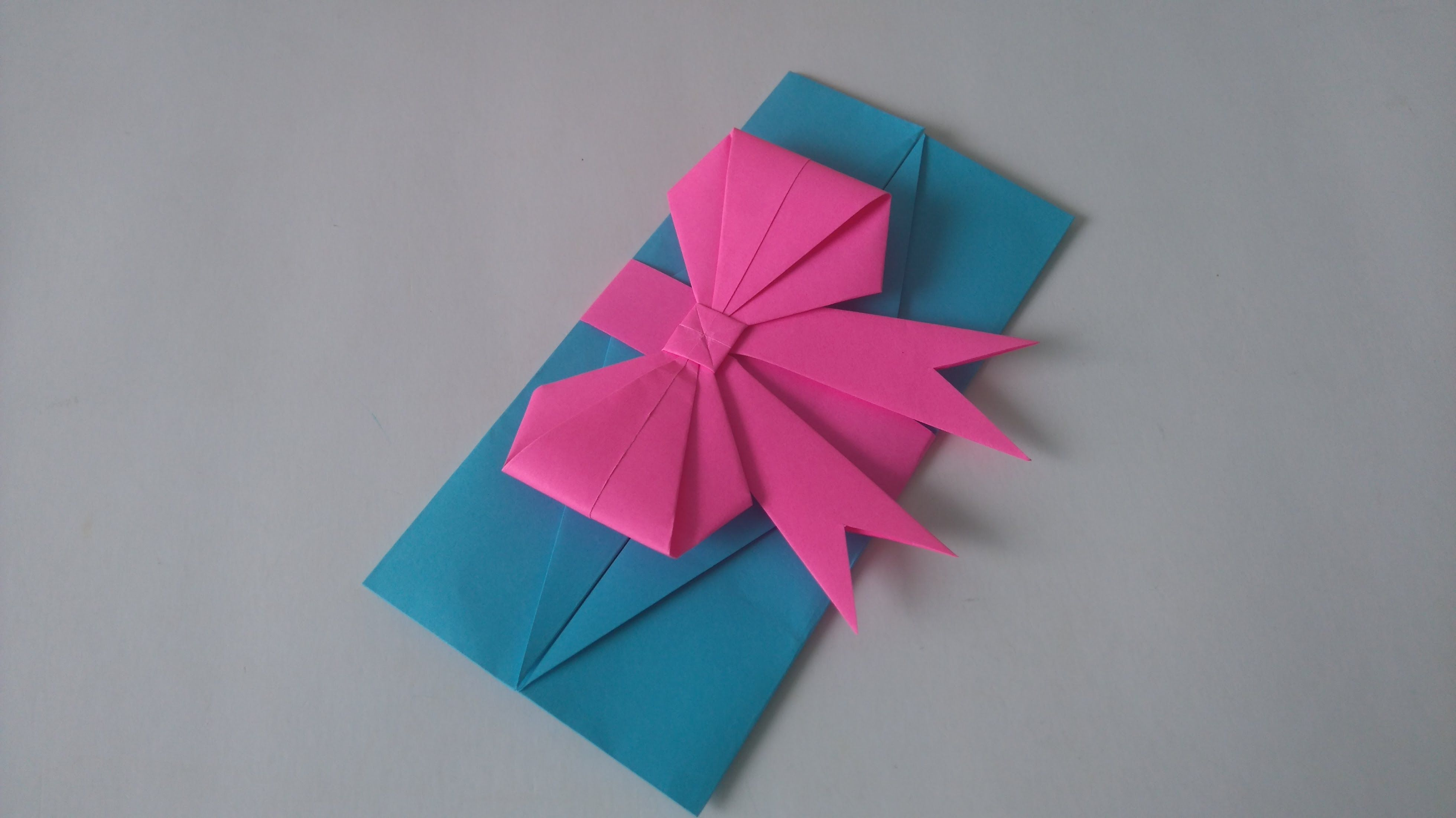 Origami Toys  How To Make An Easy Origami Envelop