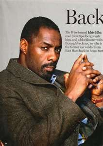 Where Can I Watch The Wire | Idris Elba Guess I Have To Watch The Wire Beautiful People