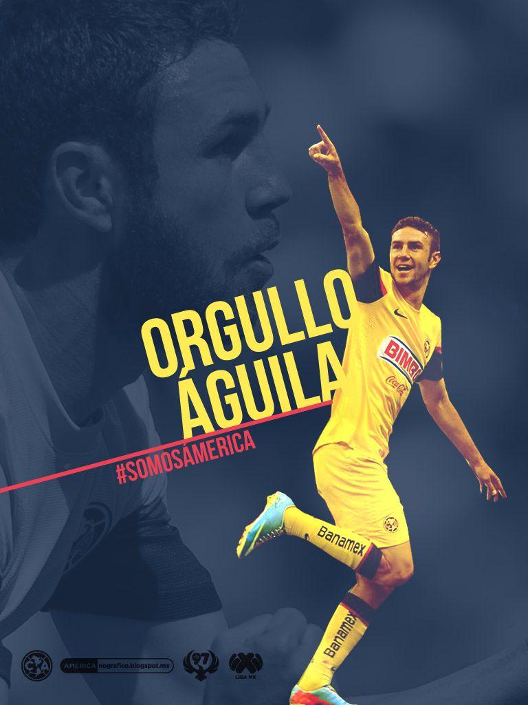 Orgullo Águila • Miguel Layún • #AMERICAnografico