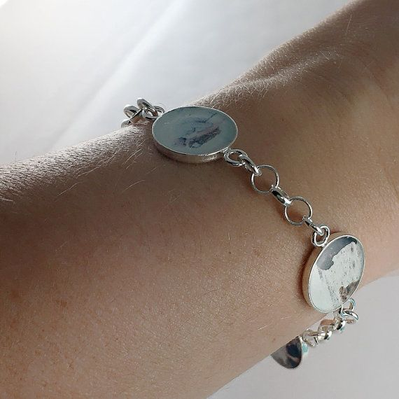 Keepsake Triple Photo Charm Bracelet, Mom, Mother #jewelry #bracelet @EtsyMktgTool #keepsake #mom #motherinlawgift #mothersdayphoto