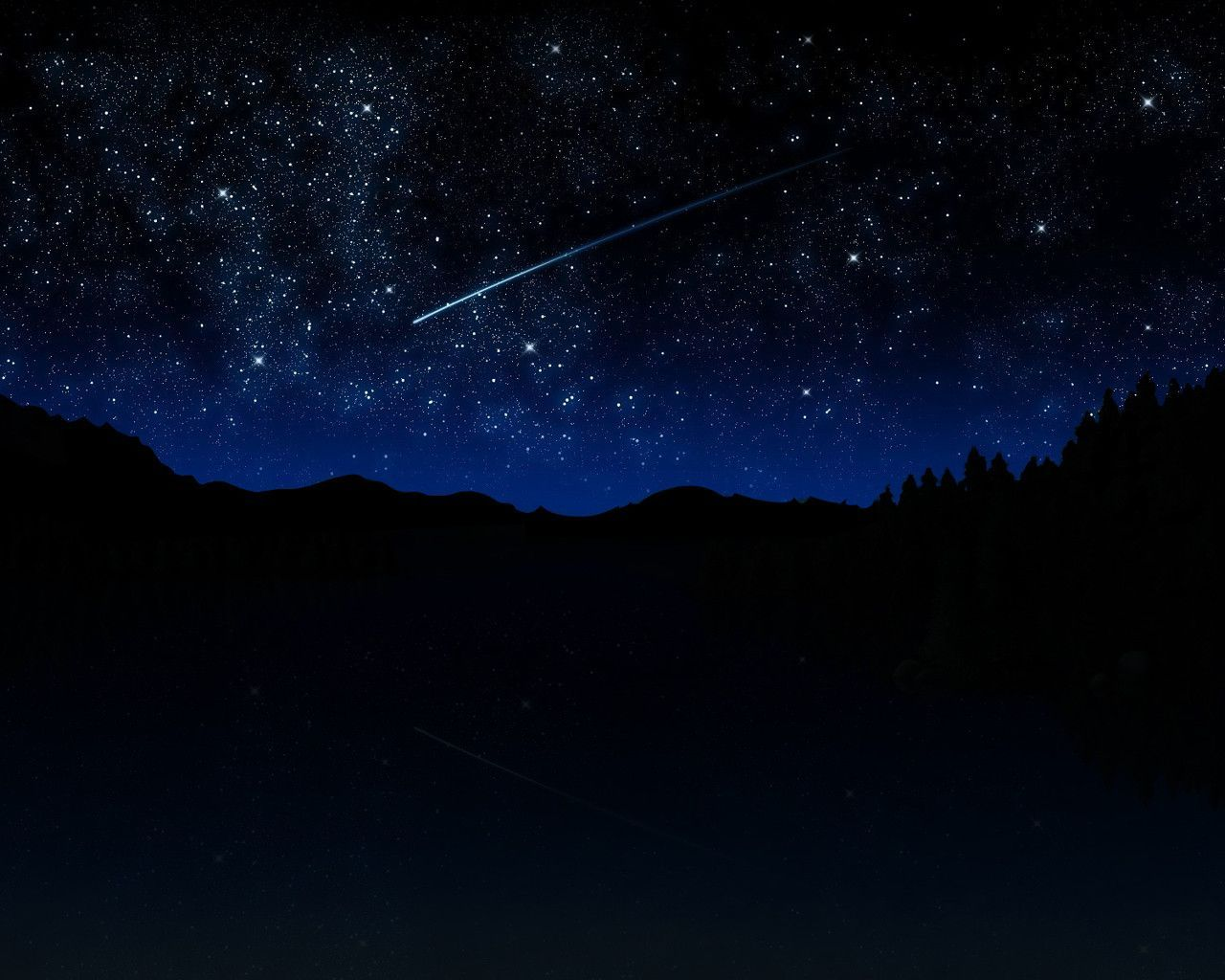 Hd wallpaper night - Real Night Sky Wallpaper Hd Images Pictures Becuo