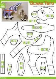 Image Result For Soft Toy Patterns Free Download Pdf Animal