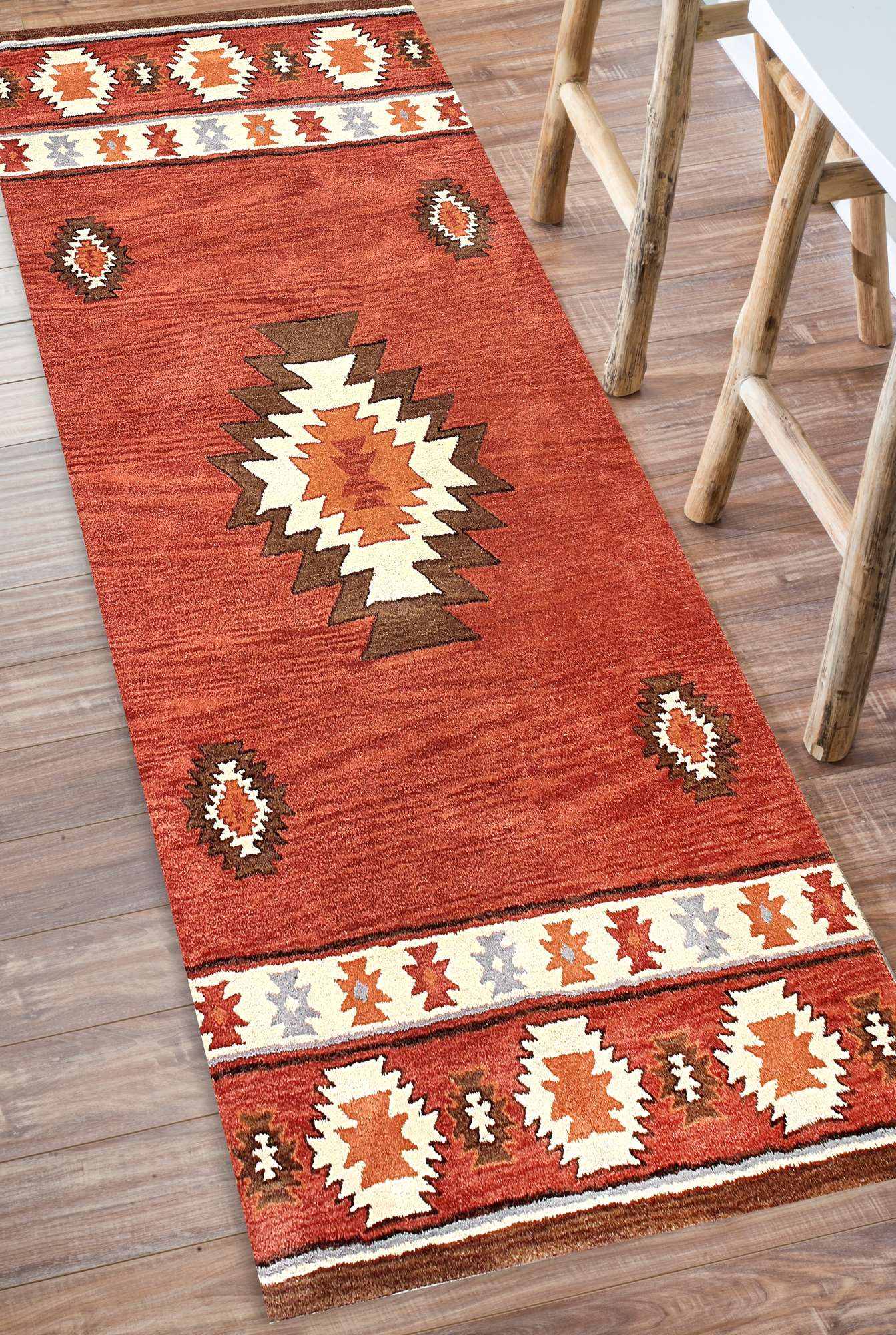 Rugs Usa Area Rugs In Many Styles Including Contemporary Braided Outdoor And Flokati Shag Rugs Buy Rugs At Ame Southwestern Rug Western Rugs Wool Area Rugs