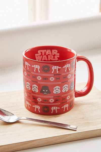 Star Wars Ugly Sweater Mug Dishes Pinterest Urban outfitters