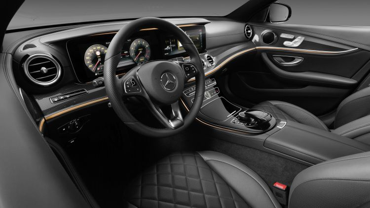 The 2017 Mercedes Benz E Class Interior Is The New Standard W
