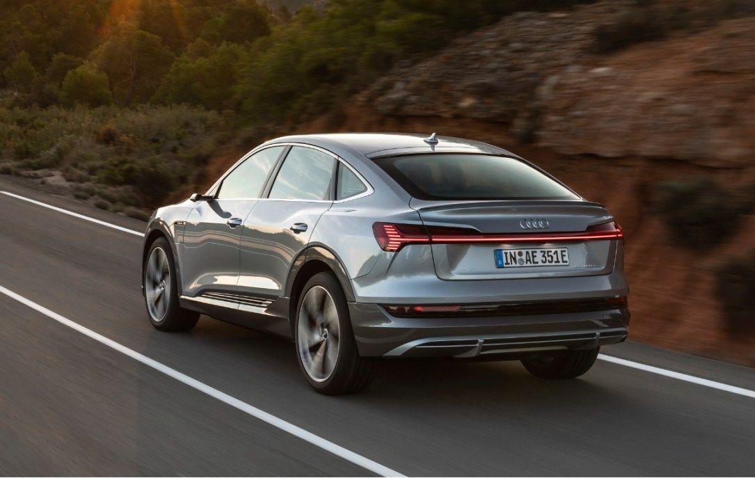 Audi E Tron Sportback Kommt Im Ersten Halbjahr In 2020 Audi Audi A3 Tron