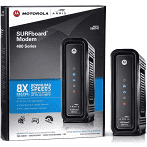 Today only, save 25 on select ARRIS cable modems and
