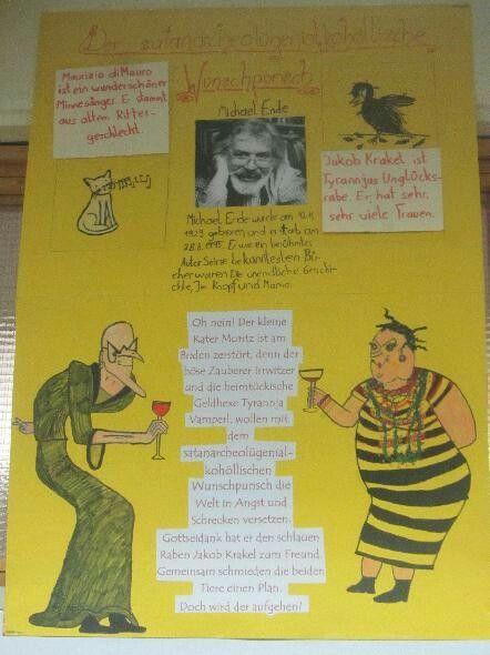 Plakat Buchvorstellung Grundschule Buchvorstellung Buch Tipps