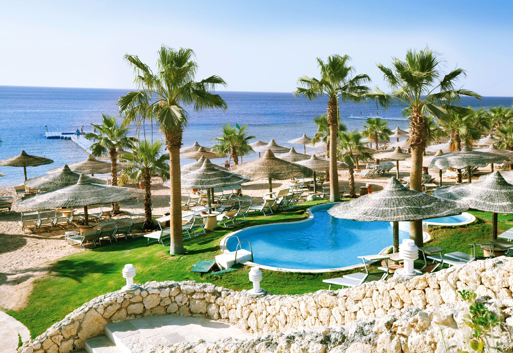Sharm El-Sheikh beach, Egypt. https://ExploreTraveler.com | I Love ...