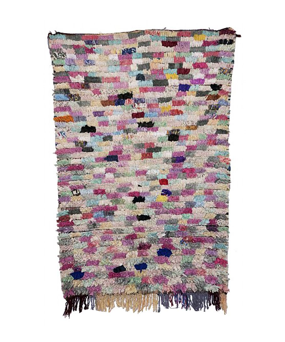 Urban Outfitters Berber Rug: Moroccan Boucherouite Rug