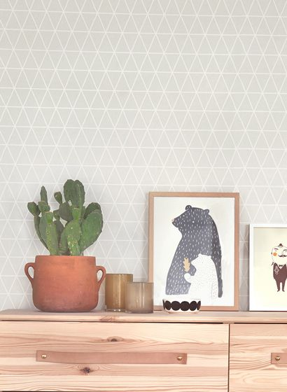 Tapete Skandinavisch dreieck tapete viggo majvillan 3090 living rooms and room