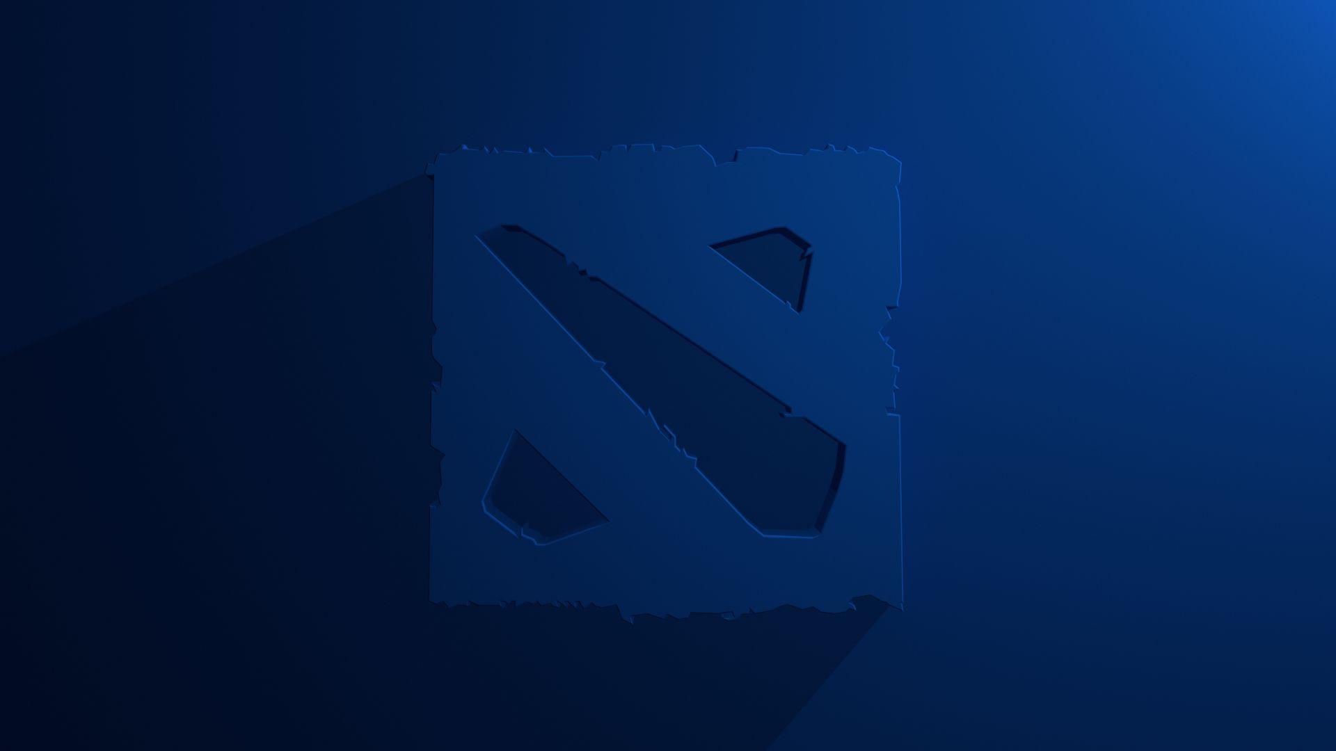 dota 2 logo minimal wallpaper more http dota2walls com misc dota