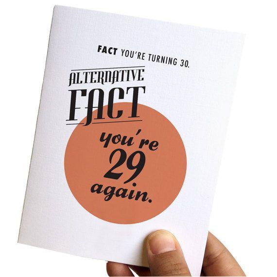 30th Birthday Card 30th Birthday Card For Her 30th Birthday