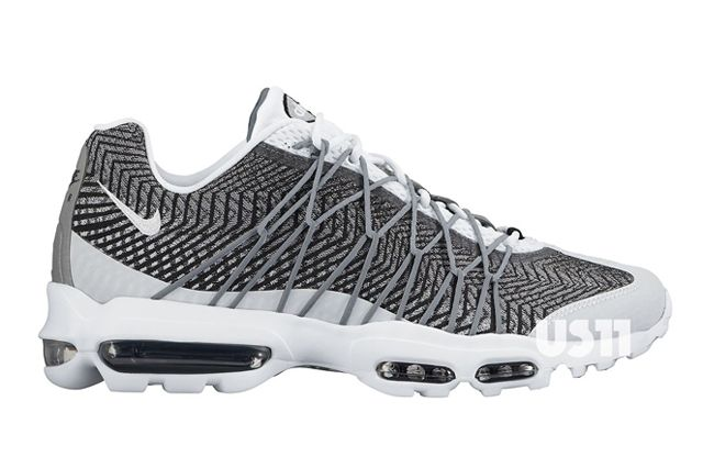 premium selection d83f3 517c5 FIRST LOOK AT THE NIKE AIR MAX 95 ULTRA JACQUARD   Sneaker Freaker