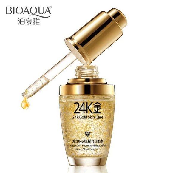 24k Gold Skin Care Sealed Box Keep Skin Young And Beautiful Keep
