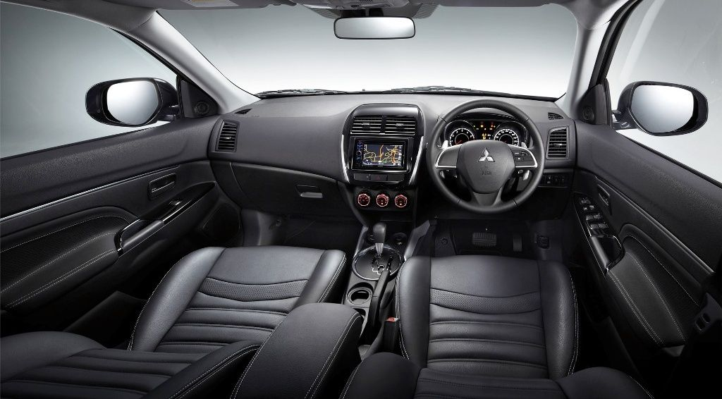Mitsubishi Asx Interior #12 | Cars | Pinterest | Dream cars and Cars