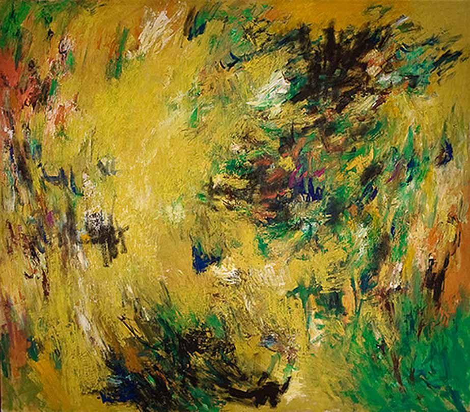 Albert Kotin, Westerly, 1957
