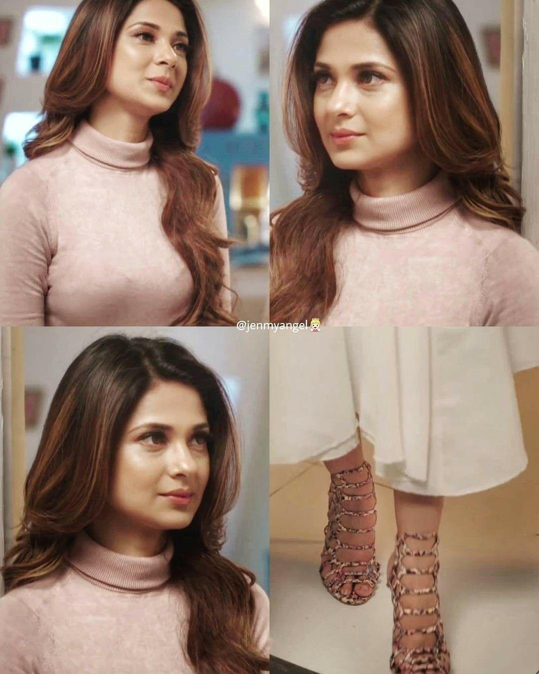 Stylish Look Jennifer Winget Jennifer Winget Beyhadh Indian Tv Actress