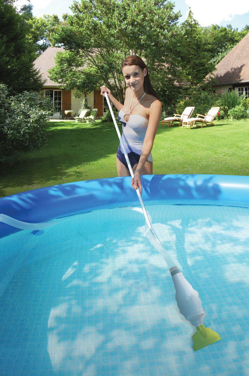 Kokido Skooba Vac Swimming Pool Vacuum For Intex Inflatable