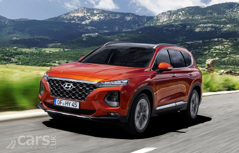 2018 Hyundai Santa Fe Goes On Sale In The Uk In September Cars Uk Hyundai Santa Fe Hyundai Cars Uk