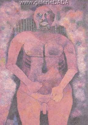 Tamayo  nackt